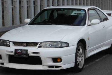 Skyline GTR R33 V-spec  for sale JDM EXPO ( N. 8043)