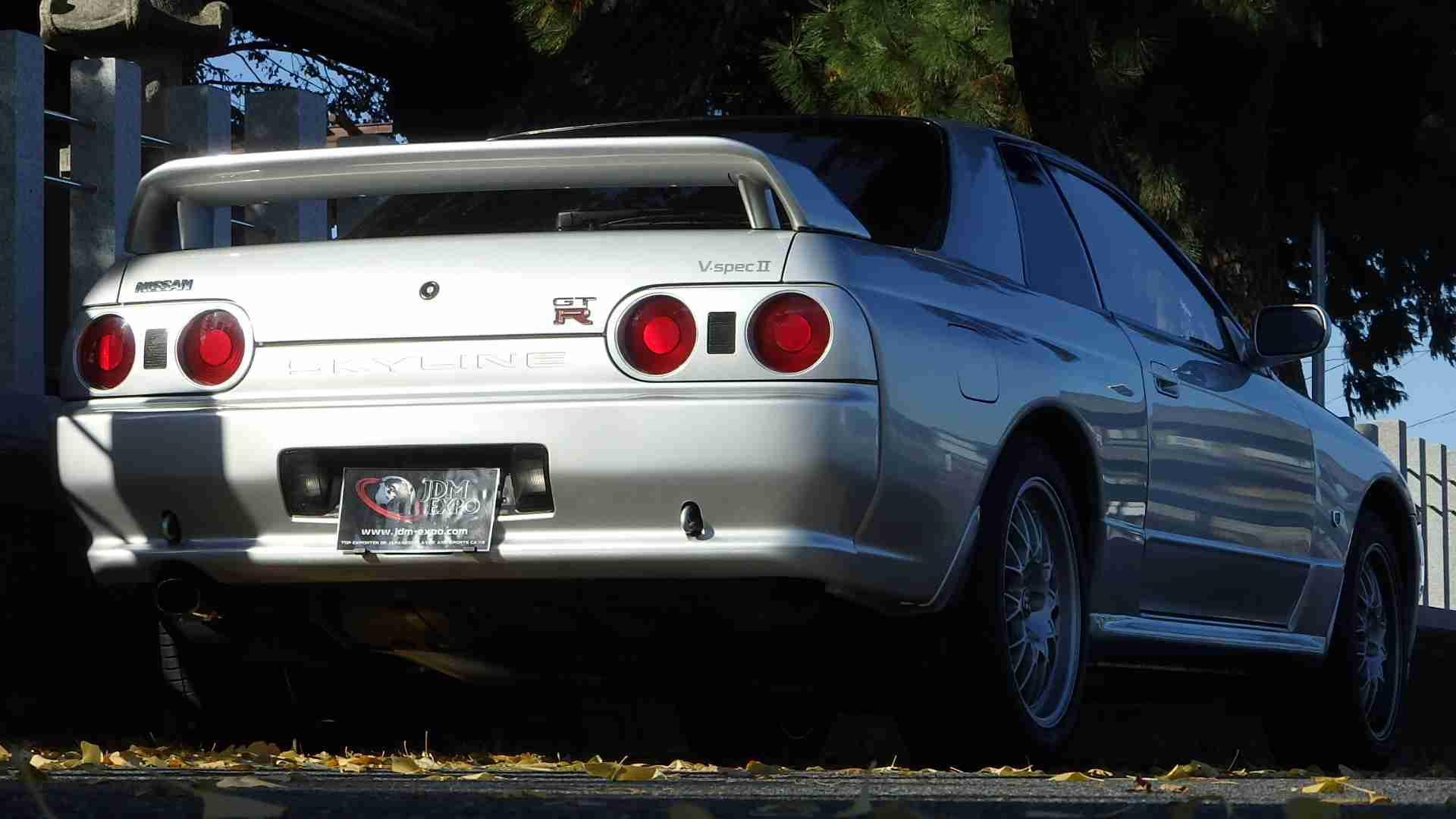 Nissan Skyline Gtr V Spec Ii For Sale At Jdm Expo