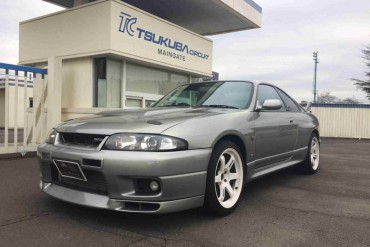 Skyline GTR R33 for sale JDM EXPO (N.8055)