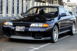 Nissan Skyline GTR R32 for sale in Japan JDM EXPO (7888)