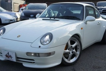 Porsche Carrera 911 993 RS turbo look/replica 1995 for sale at JDM EXPO Japan  (N. 7740)
