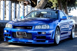 Nissan Skyline GTR V spec (N.8065)