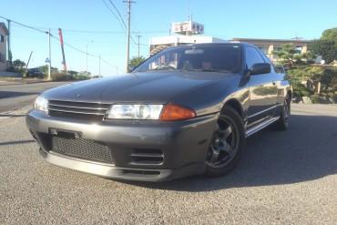 Nissan Skyline coupe GTR GT-R R32 BNR32 GTR R34 seats for sale at JDM Expo Japan