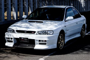 Subaru IMPREZA STI type R for sale JDM EXPO (N.8070)