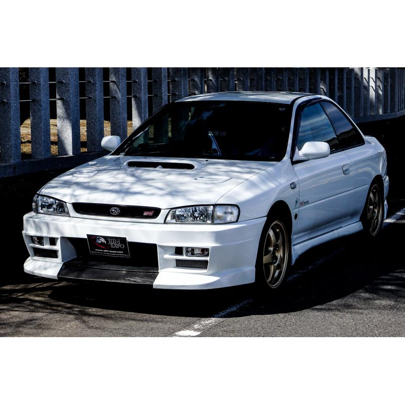 Subaru Impreza Sti Type R For Sale At Jdm Expo Japan