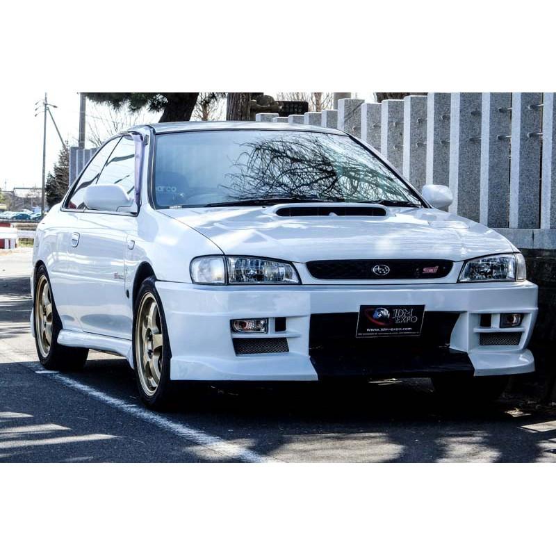 Subaru Impreza Sti Type R For Sale At JDM EXPO Japan