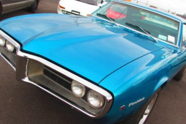 Pontiac Fire Bird 1967 (N.8071)