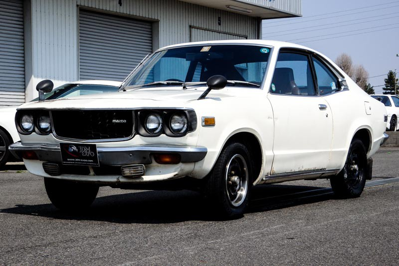 Jdm Cars For Sale >> Mazda RX3 Savanna S124A for sale at JDM EXPO Japan Import classic JDM