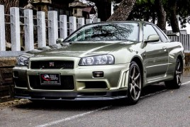 Nissan Skyline GTR M spec Nur for sale (N.8074)
