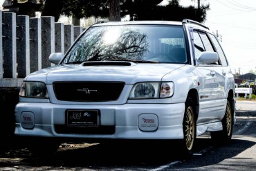 Subaru Forester STI for sale JDM EXPO (8077)