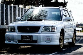 Subaru Forester STI for sale (8077)