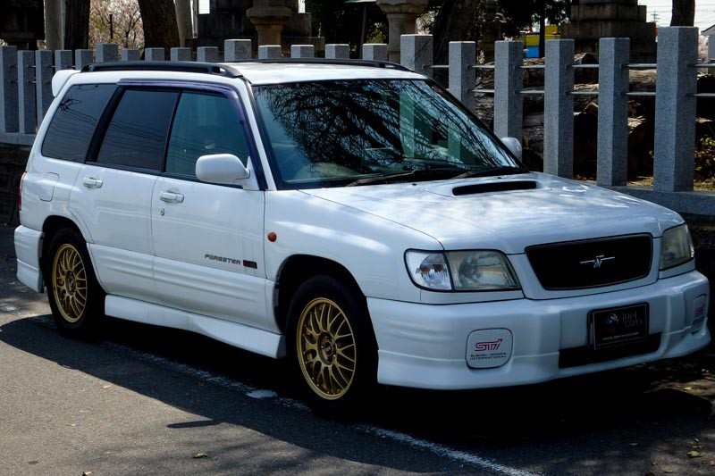 Sti For Sale >> Subaru Forester Sti for sale at JDM EXPO Japan