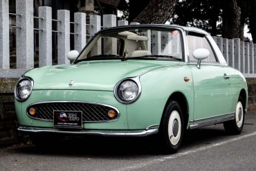 Nissan Figaro for sale JDM EXPO (N.8085)