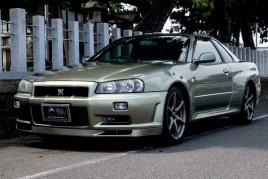 Nissan Skyline GTR M spec Nur (N.8069)