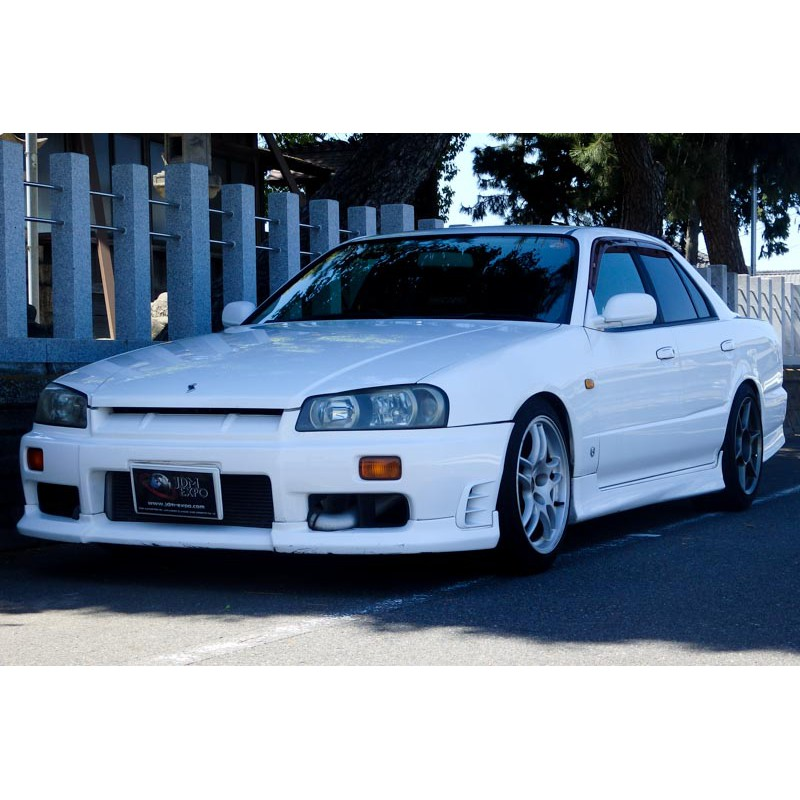 nissan skyline gtt r34 for sale import jdm cars to usa uk. Black Bedroom Furniture Sets. Home Design Ideas