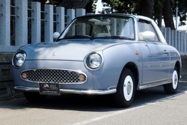 Nissan Figaro for sale JDM EXPO (N.8089)