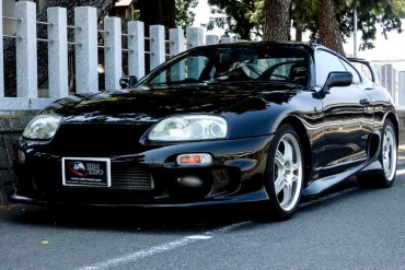 Toyota Supra JZA80 for sale JDM EXPO (N.8090)