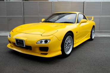 Mazda RX7 Type R II for sale JDM EXPO (N.8094)