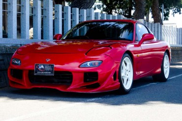Mazda RX7 for sale JDM EXPO (N.8098)