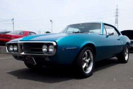 Pontiac Firebird 1967 for sale (N.8071)