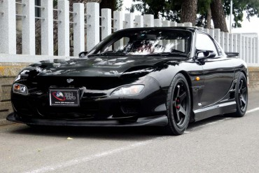 Mazda RX7 for sale JDM EXPO (N.8090)