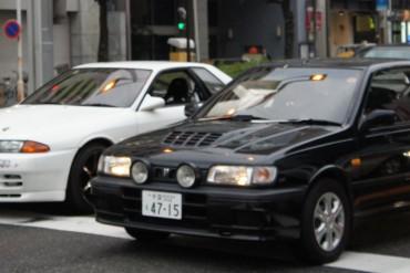 Nissan Pulsar GTIR GTi-R SR20DET RNN14-002411 for sale to USA at JDM EXPO Japan