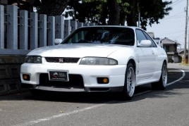 Nissan Skyline GTR R33 for sale (N.8106)