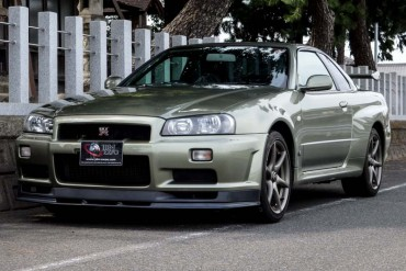 Nissan GTR R34 M-spec NUR for sale JDM EXPO (N.8010)