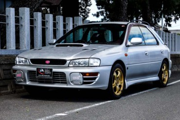 Subaru IMPREZA STI for sale JDM EXPO (N.8014)