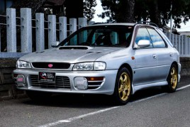 Subaru IMPREZA STI for sale (N.8114)