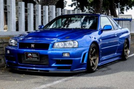 Nissan Skyline GT-R R34 for sale  (N.8117)