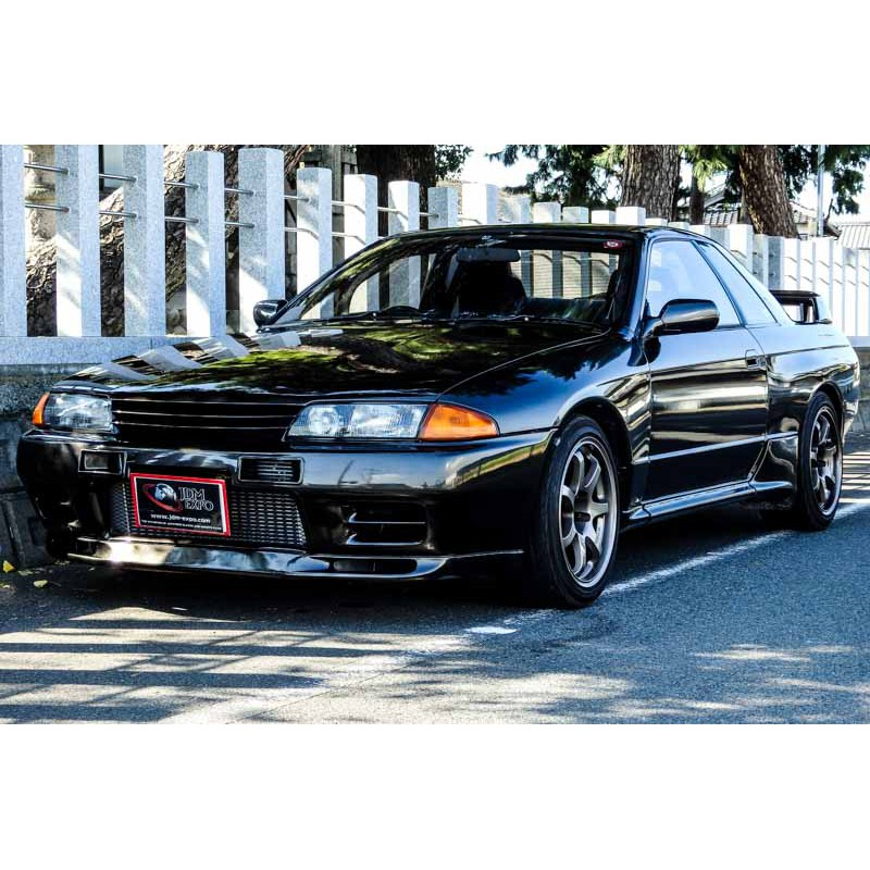nissan skyline gtr bnr32 for sale at jdm expo import to usa uk canada. Black Bedroom Furniture Sets. Home Design Ideas
