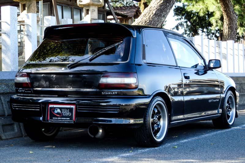 1996 Toyota Starlet 1.3CD Auto 5 door-26k, FSH For Sale
