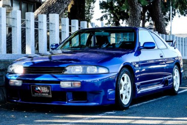 Nissan Skyline for sale JDM EXPO (N.8024)