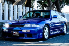 Nissan Skyline R33 for sale (N.8124)