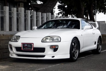 Toyota Supra JZA80 for sale JDM EXPO  (N.8027)