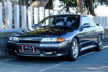 Nissan Skyline R32 for sale JDM EXPO (N.8129)