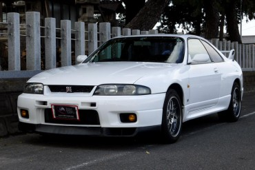 Nissan GTR R33 V-Spec  for sale JDM EXPO (N.8133)