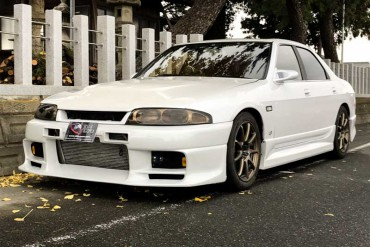 Nissan Skyline R33 RB26 Powered JMD EXPO (N.8135)