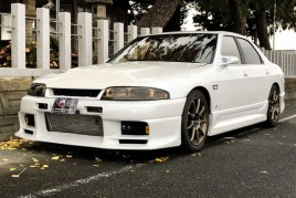 Nissan Skyline R33 RB26 Powered (N.8135)