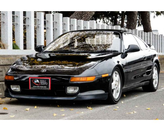 Toyota Mr2 Sw20 Gt For Sale In Japan Jdm Expo Import Jdm Sports Cars