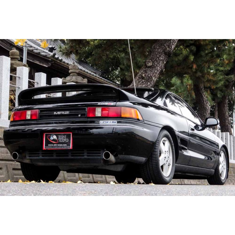 Toyota MR2 SW20 GT For Sale In Japan JDM EXPO Import JDM