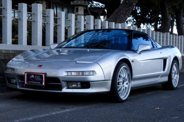 Honda NSX for sale JDM EXPO (N.8137)