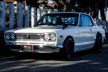 Skyline Hakosuka KGC10 for sale JDM EXPO (N.8140)
