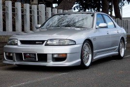 Nissan Skyline IMPUL R33-R for sale (N.8142)