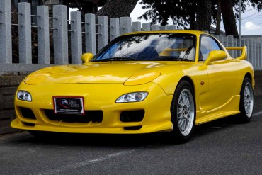Mazda RX7 for sale (N.8094)