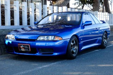 Nissan Skyline R32 for sale JDM EXPO (N.8146)