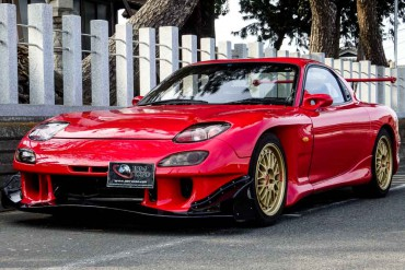 Mazda RX 7 sale in Japan - JDM EXPO - Best exporter of JDM