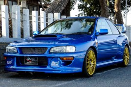 Subaru Impreza 22B STi for sale (N.8150)