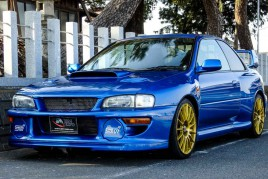 Subaru Impreza 22B STi for sale (N.8150)